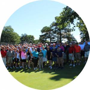Sunshine Kids Golf Tournament- Group Pic